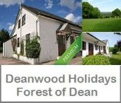 holiday cottages forest of dean